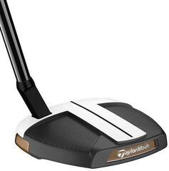 TaylorMade Spider FCG Charcoal/White Putter #3 Left Hand 35
