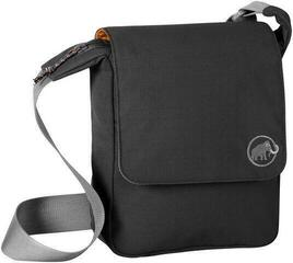 Mammut Shoulder Bag Square Black Black