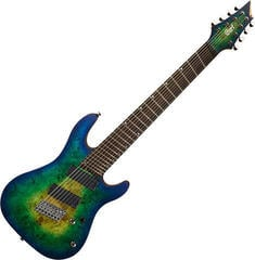 Cort KX508MS Blue Burst