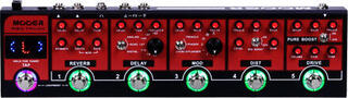 MOOER Red Truck (B-Stock) #922571