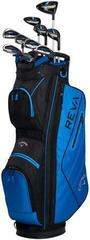 Callaway Big Bertha REVA 11-piece Ladies Set Blue Right Hand