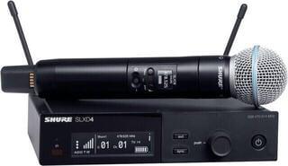 Shure SLXD24E/Beta58 H56