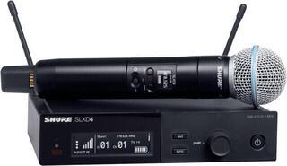 Shure SLXD24E/Beta58 K59