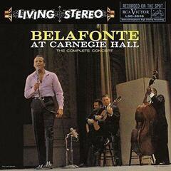 Harry Belafonte Belafonte At Carnegie Hall (5 LP Box Set) (200 Gram) (45 RPM)