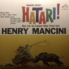 Henry Mancini Hatari! (2 LP) (200 Gram) (45 RPM) Qualité audiophile