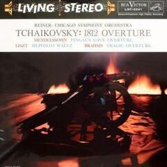 Fritz Reiner Tchaikovsky: 1812 Overture (200 Gram) Audiophile Quality