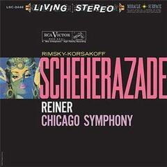 Fritz Reiner Rimsky-Korsakoff: Scheherazade (2 LP) (200 Gram) (45 RPM) 200 g
