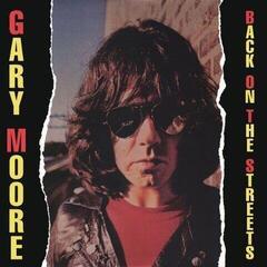 Gary Moore Back On The Streets (Vinyl LP) (180 Gram)