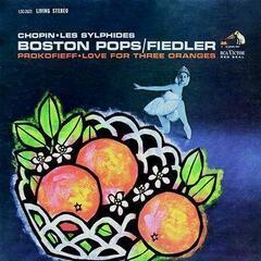 Arthur Fiedler Chopin: Les Sylphides/Prokofieff: Love For Three Oranges (200 Gram) (Vinyl LP)