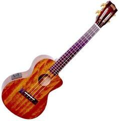 Mahalo Electric-Acoustic Tenor Ukulele Vintage Natural