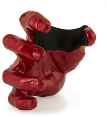 GuitarGrip Guitar Grip Red Metallic Hand Right