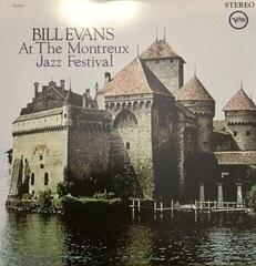 Bill Evans At The Montreux Jazz Festival (LP) (200 Gram) (45 RPM) Audiophile Quality