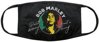 Bob Marley Face Mask (Don't Worry)