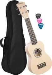 Cascha HH 3967 Szoprán ukulele Cream