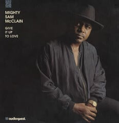 Mighty Sam McClain Give It Up To Love (2 LP) (200 Gram) (45 RPM) 45 RPM