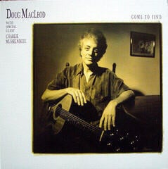 Doug MacLeod Come To Find (2 LP) (200 Gram) (45 RPM) 45 RPM