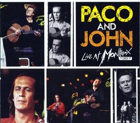 Paco de Lucía Paco And John Live At Montreux 1987 (2 LP) (Yellow & Orange)