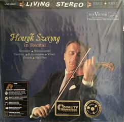 Henryk Szeryng Henryk Szeryng in Recital (LP) (200 Gram) Audiophile Quality