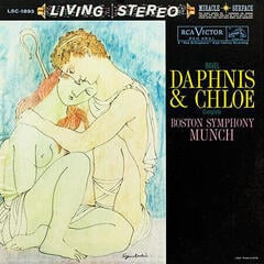Charles Munch Ravel: Daphnis And Chloe (LP) (200 Gram) Audiophile Quality