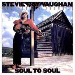 Stevie Ray Vaughan Soul To Soul (2 LP) (200 Gram) (45 RPM)