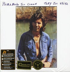 Tony Joe White Homemade Ice Cream (2 LP) (45 RPM) Audiophile Quality