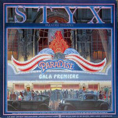 Styx Paradise Theatre (2 LP) (180 Gram)
