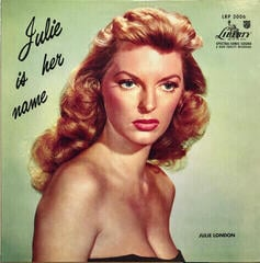 Julie London Julie Is Her Name (200 Gram) (45 RPM) (2 LP) Qualité audiophile