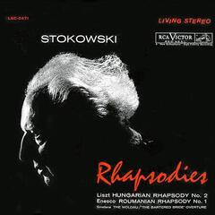 Leopold Stokowski Rhapsodies (200 Gram) (45 RPM) (2 LP) Audiofilska jakość