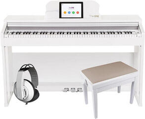 Smart piano The ONE Smart Piano Pro White SET