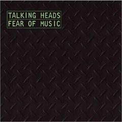 Talking Heads Fear Of Music (Silver Coloured Vinyl)