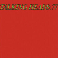 Talking Heads Talking Heads: 77 (Green Coloured Vinyl)