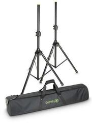Gravity SS 5211 B SET Telescopic speaker stand