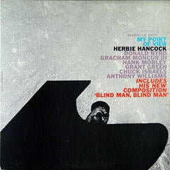 Herbie Hancock My Point Of View (Vinyl LP)