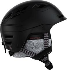 Salomon QST Charge Ski Helmet Black M 20/21