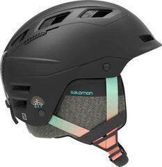 Salomon QST Charge W Ski Helmet Black Gradient M 20/21