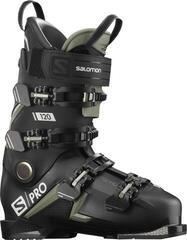 Salomon S/Pro 120 20/21 Black/Oil Green/White