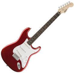 Fender Squier FSR Bullet Stratocaster HT IL Sparkle Red