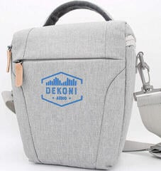 Dekoni Audio Headphone Savior Universal Carrying Case Heather Grey