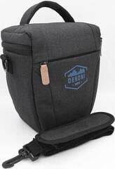 Dekoni Audio Headphone Savior Universal Carrying Case Charcoal