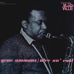 Gene Ammons Nice An' Cool (2 LP) Audiophile Quality