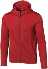 Atomic Alps FZ Hoodie Dark Red L 20/21