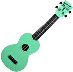 Kala Waterman Soprano Sea Foam Green Matte Black Side&Back