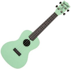 Kala Waterman Concert Green Matte Black Side&Back