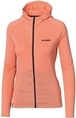 Atomic W Alps FZ Hoodie Peach M 20/21