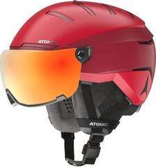 Atomic Savor GT Amid Visor HD 20/21 Red