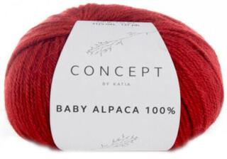 Katia Baby Alpaca 100% 513 Red
