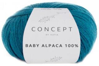 Katia Baby Alpaca 100% 515 Green Blue