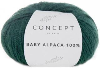 Katia Baby Alpaca 100% 516 Bottle Green