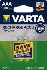 Varta HR03 Professional Accu 1000mAh 2 Pack