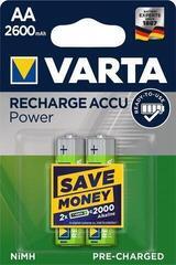 Varta HR06 Professional Accu 2600mAh R2U 2 Pack